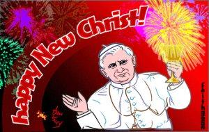 Já Baixou sua nova versão de Jesus para 2009? Siga o comunismo culinário.